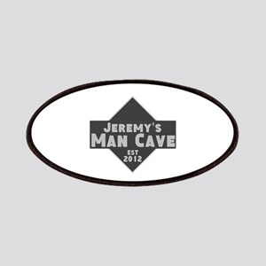 Personalized Man Cave Patches