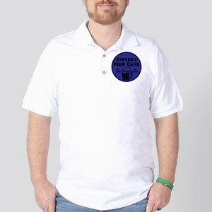 Personalized Man Cave Golf Shirt