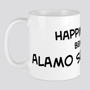 Alamo Square - Happiness Mug
