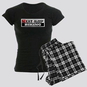 Eat Sleep Biking T-Shirts and Products Women's Dar