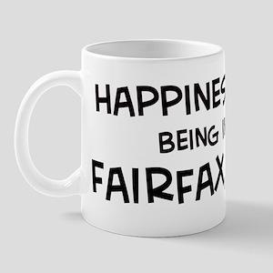 Fairfax - Happiness Mug