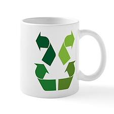 Upcycling Logo re-work 2 Mug