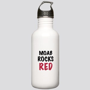 Moab rocks red Stainless Water Bottle 1.0L