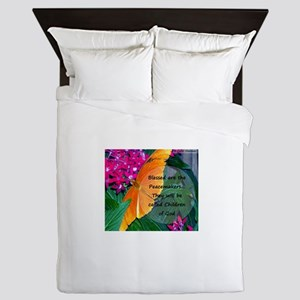 Peacemaker Butterfly Queen Duvet