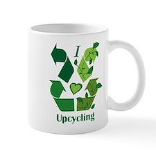 I love upcycling Mug