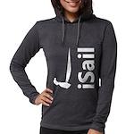 iSail Sailing Womens Hooded Shirt