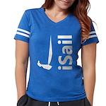 iSail Sailing Womens Football Shirt