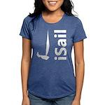 iSail Sailing Womens Tri-blend T-Shirt