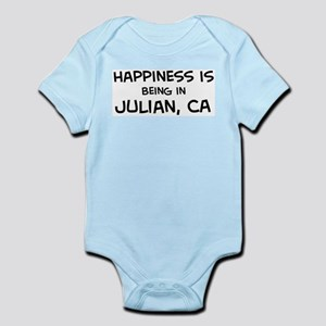 Julian - Happiness Infant Creeper