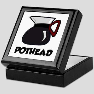 Pothead Keepsake Box