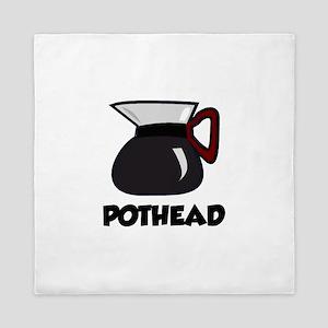 Pothead Queen Duvet