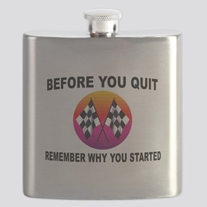 QUIT Flask