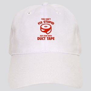 You can't fix stupid Cap