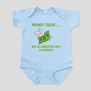 Money Talks Infant Bodysuit