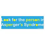 Autism symbol Sticker (Bumper 50 pk)