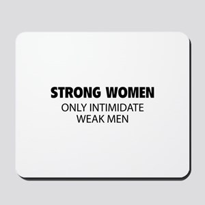 Strong Women Mousepad