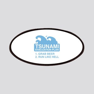 Tsunami Evacuation Plan Patches