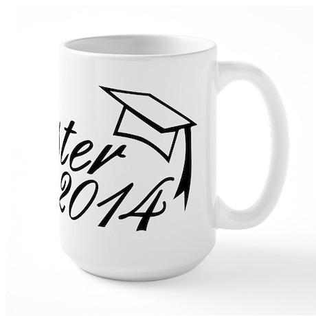 Master 2014 Large Mug
