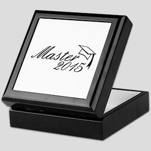 Master 2015 Keepsake Box