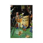 Teenie Weenies Rectangle Magnet