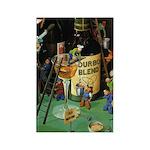 Teenie Weenies Rectangle Magnet (100 pack)