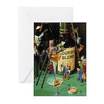 Teenie Weenies Greeting Cards (Pk of 20)