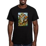 Teenie Weenies Men's Fitted T-Shirt (dark)