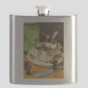 Teenie Weenies Flask