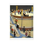 Teenie Weenies Mini Poster Print