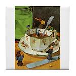Teenie Weenies Tile Coaster