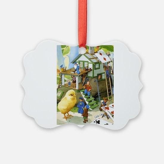 Teenie Weenies Ornament