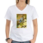 Teenie Weenies Women's V-Neck T-Shirt
