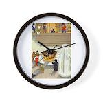 Teenie Weenies Wall Clock
