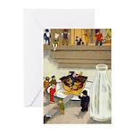 Teenie Weenies Greeting Cards (Pk of 10)