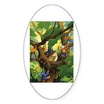 Teenie Weenies Sticker (Oval 50 pk)
