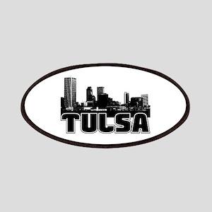 Tulsa Skyline Patches