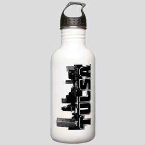 Tulsa Skyline Stainless Water Bottle 1.0L