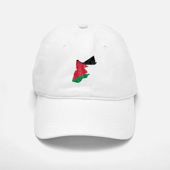 Jordan Flag And Map Baseball Baseball Cap