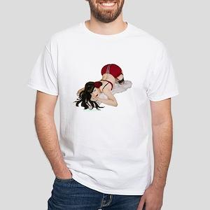 Rockabilly Pin Up Men's Tagless T-Shirt