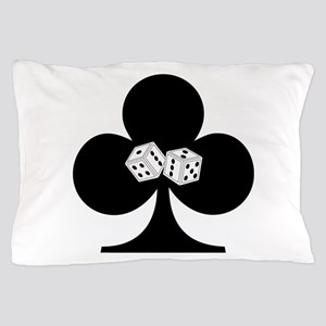 Dice Club Pillow Case