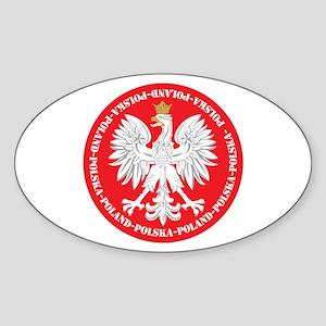 Digiart-gps Oval Sticker