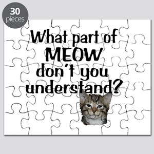 MEOW Puzzle