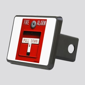 FIRE ALARM Rectangular Hitch Cover