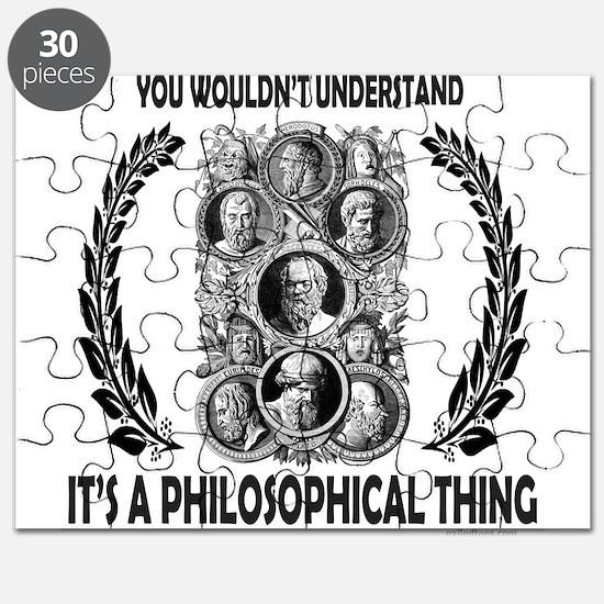 PHILOSOPHY Puzzle
