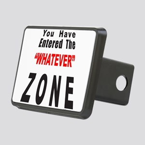 WHATEVER Rectangular Hitch Cover