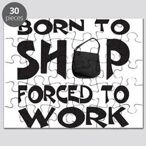 BORN TO SHOP Puzzle