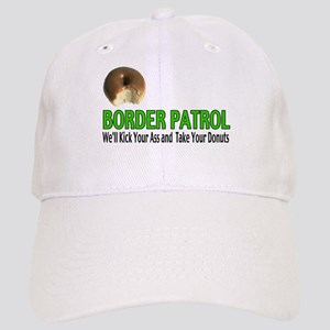 Border Patrol Kick Ass Cap
