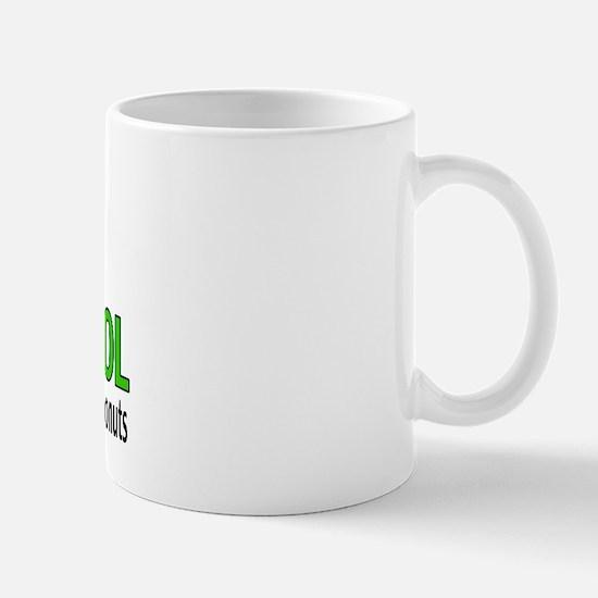 Border Patrol Kick Ass Mug