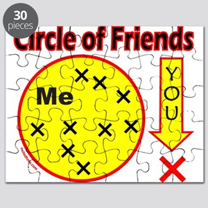 CIRCLE OF FRIENDS Puzzle