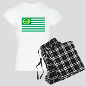 ecology_flag Women's Light Pajamas
